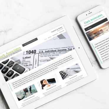 Clark Associates Websites