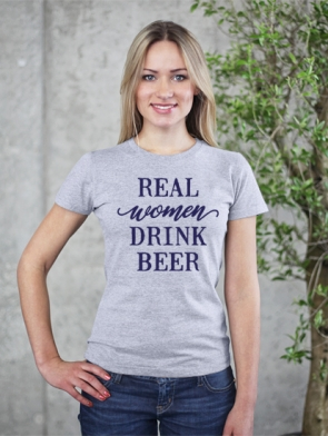 Real Women Like Beer