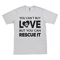 You Can't Buy Love T-Shirt Design